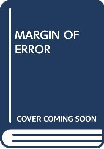 9780671240295: Margin of Error