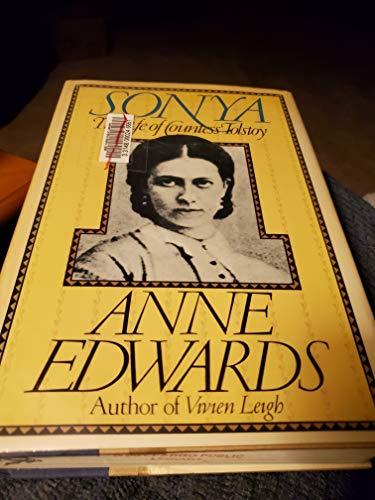 9780671240400: Sonya: The Life of Countess Tolstoy