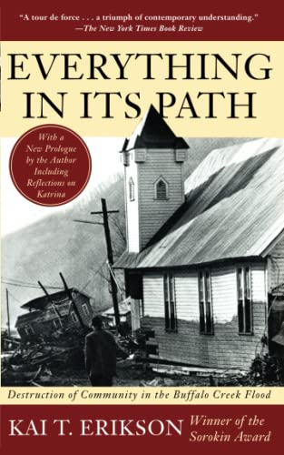 9780671240677: Everything in Its Path: Destruction of Community in the Buffalo Creek Flood