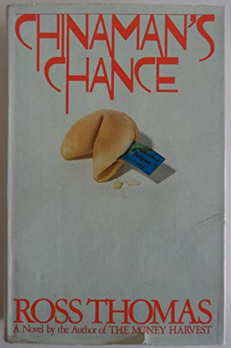 9780671240707: Chinaman's Chance: A Novel