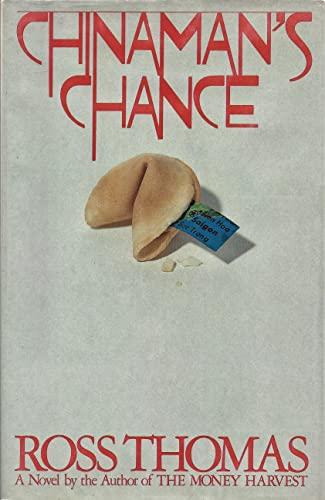 Chinaman's Chance: Thomas, Ross