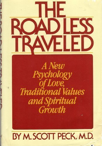 9780671240868: ROAD LESS TRAVELED: A New Psychology of Love, Traditional Values and Spiritual Growth