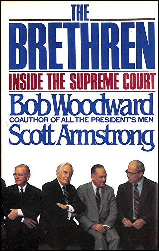 9780671241100: The Brethren: Inside the Supreme Court