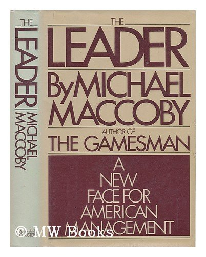 The Leader: Maccoby, Michael