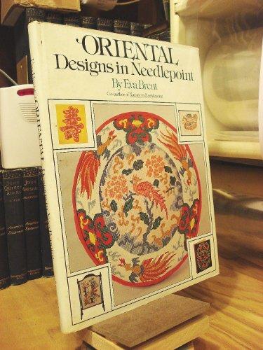 9780671241742: Oriental Designs in Needlepoint