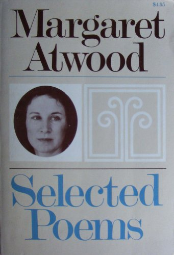 Selected Poems P (9780671241995) by Margaret atwood