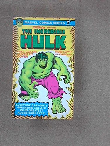 9780671242244: The Incredible Hulk (Fireside Books 1978)