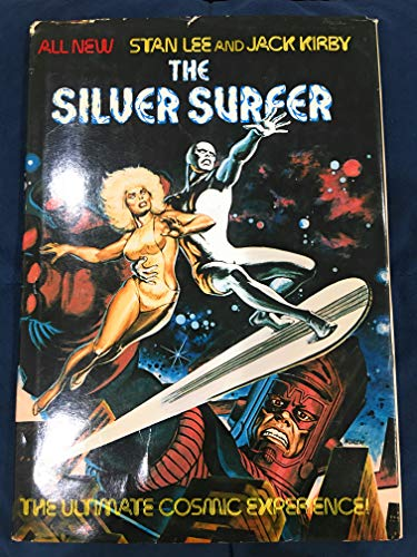 9780671242251: The Silver Surfer: The Ultimate Cosmic Experience