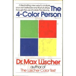 The 4 Color Person: Max Luescher