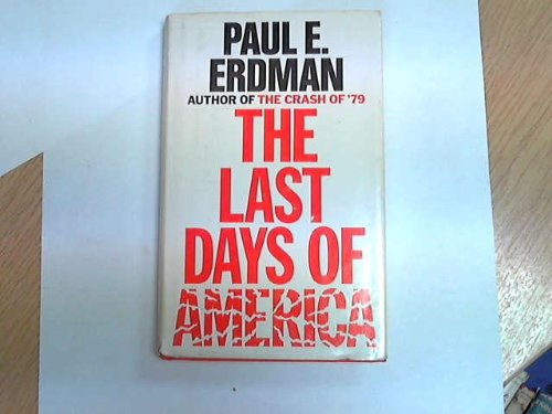 9780671242480: The Last Days of America