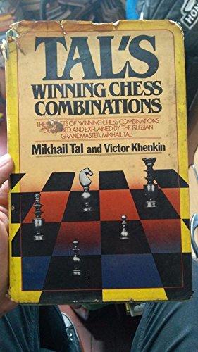 9780671242626: Tal's Winning Chess Combinations