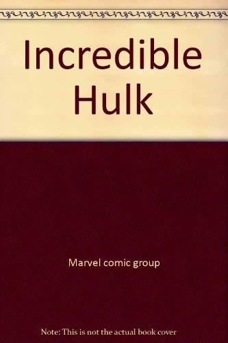 9780671242695: Incredible Hulk