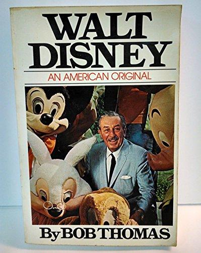 9780671242725: Walt Disney: An American Original
