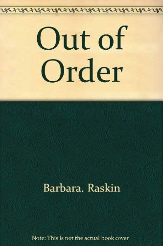 9780671242817: Out of Order