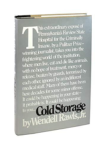 9780671242879: Cold Storage