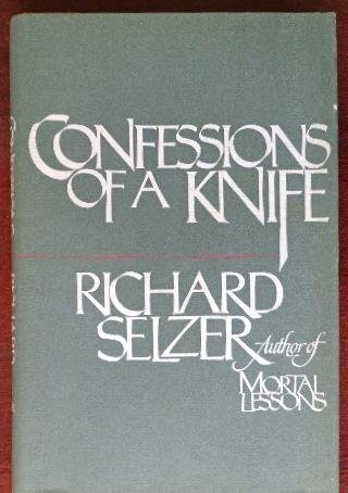 the knife richard selzer Richard selzer, the american surgeon turned author, who has died aged 87, was noted for his wide-ranging essays and fiction which put him in the vanguard of medical chroniclers.