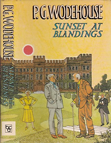 9780671242930: Sunset at Blandings