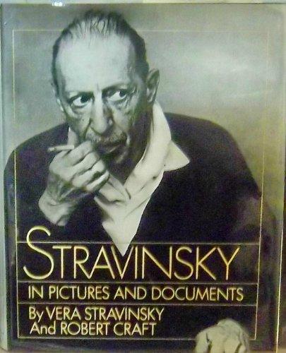 9780671243821: Stravinsky