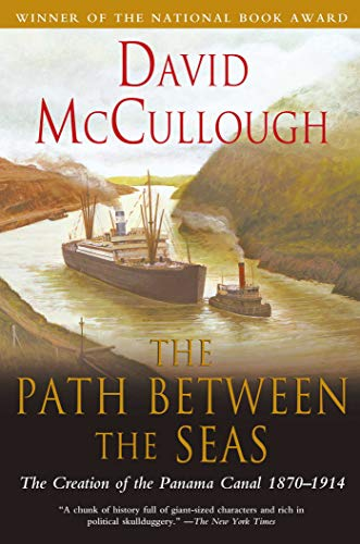 9780671244095: Path Between the Seas: The Creation of the Panama Canal, 1870-1914