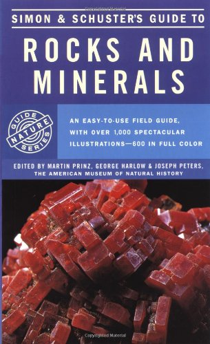 9780671244170: Simon & Schuster's Guide to Rocks & Minerals