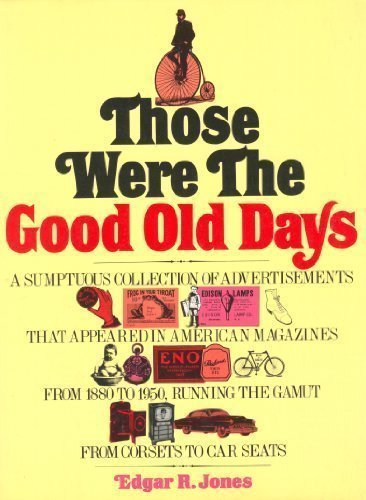 the good old days an exposition The good old days on wn network delivers the latest videos and editable pages for news & events, including entertainment, music, sports, science and more, sign up and share your the good old days, a popular bbc television light entertainment television program which ran from 1953 to 1983.