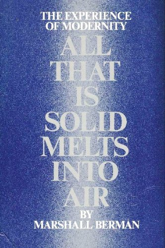9780671246020: All That Is Solid Melts into Air: The Experience of Modernity