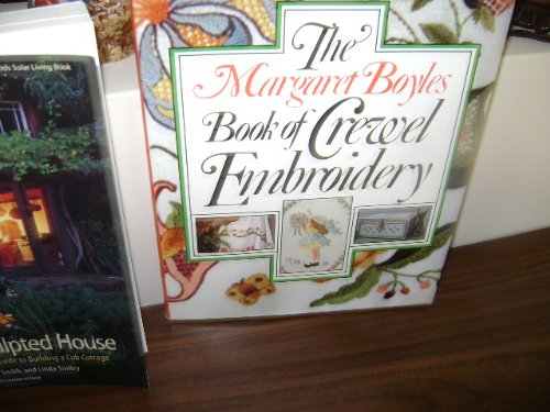 9780671246167: The Margaret Boyles Book of Crewel Embroidery