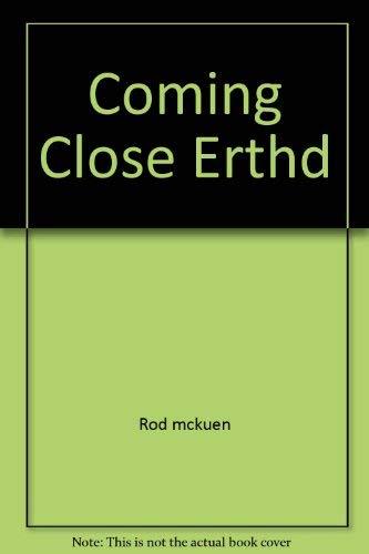 9780671246273: Coming Close Erthd