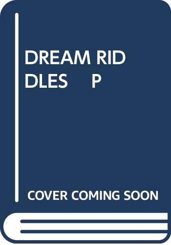 9780671247225: Dream Riddles: Fragments of Daydreams and Nightmares