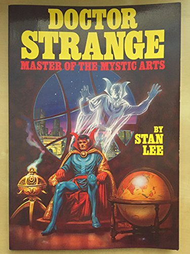 9780671248147: Doctor Strange: Master of the Mystic Arts