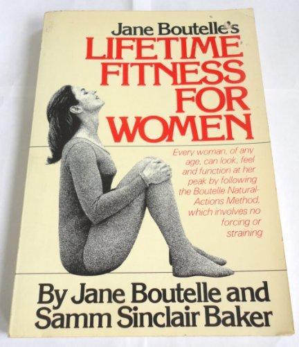 Jane Boutelle's Lifetime Fitness for Women: Samm s baker