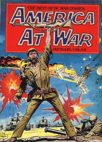 9780671249533: America at War: The Best of DC War Comics (A Fireside Book)