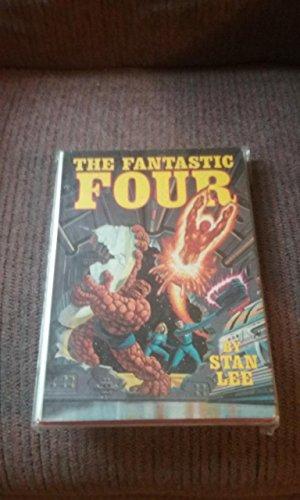 FANTASTIC FOUR (A Fireside book): Marvel comic group, stan Lee