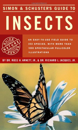 9780671250140: Simon & Schuster's Guide to Insects (Fireside Book)