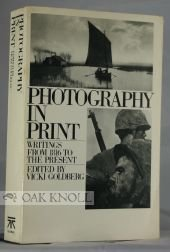 9780671250355: Photography in Print: Writings from 1816 to the Present