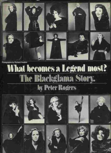 What Becomes a Legend Most? The Blackglama Story: Peter Rogers