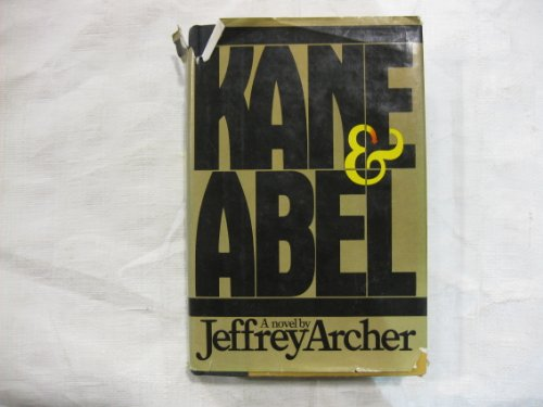 Kane and Abel: Jeffrey Archer