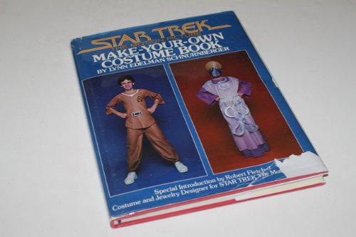 9780671251802: Star Trek The Motion Picture Make Your Own Costume Book