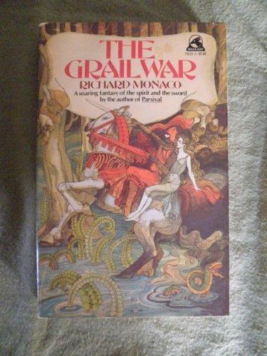 9780671251826: The Grail War