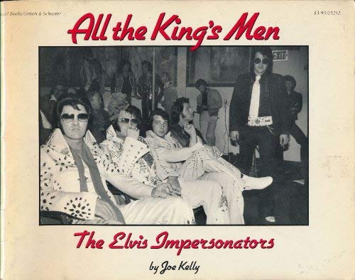 9780671252120: All The King's Men: The Elvis Impersonators
