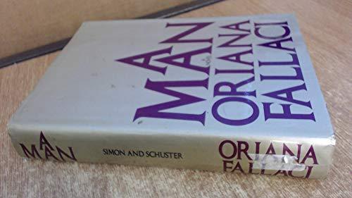 A Man: fallaci, Oriana
