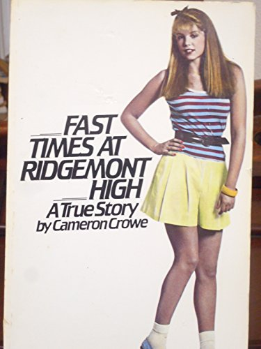 9780671252915: Fast Times at Ridgemont High