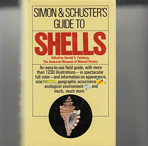 9780671253196: Simon & Schuster's Guide to Shells