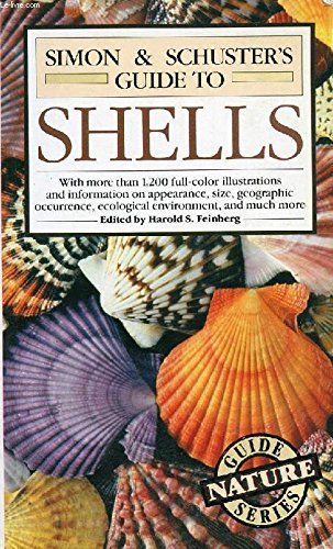 9780671253202: Simon & Schuster's Guide to Shells (Nature Guide Series)