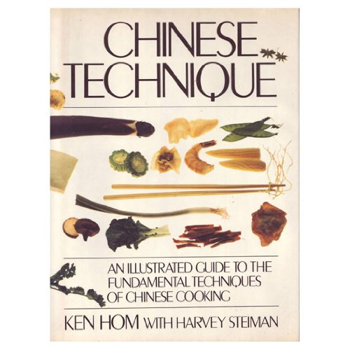 9780671253479: Chinese Technique: An Illustrated Guide to the Fundamental Techniques of Chinese Cooking