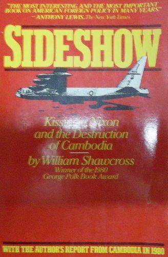 9780671254148: SIDESHOW R P (A Touchstone book)