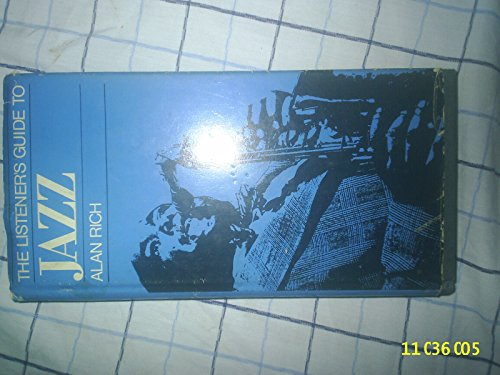 9780671254445: Listener Guide to Jazz