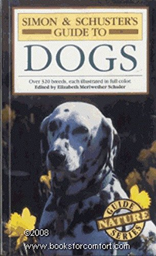 9780671255275: Simon & Schuster's Guide to Dogs