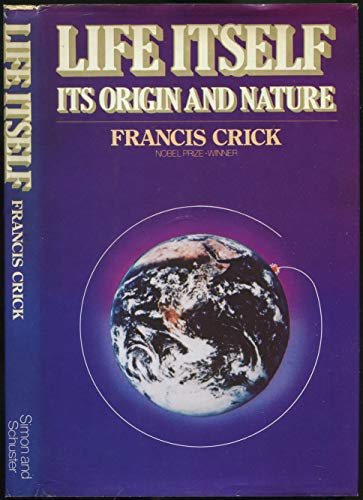 9780671255626: Life Itself: Its Origin and Nature