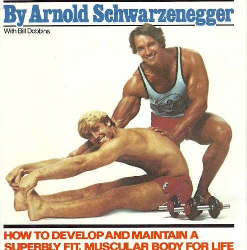 9780671256135: Arnold`s Bodybuilding For Men